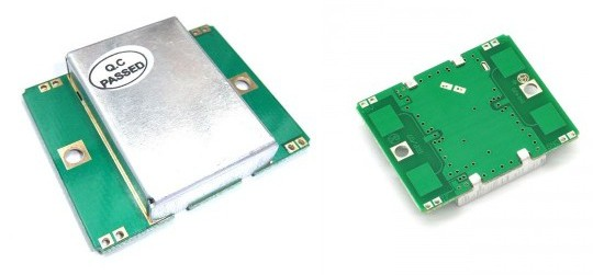 Making The Electronics For A Doppler Motion Sensor | Hackaday