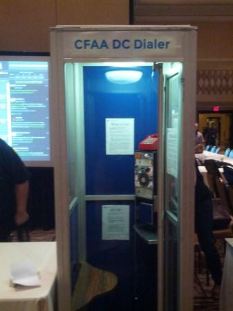 CFAA DC Dialer