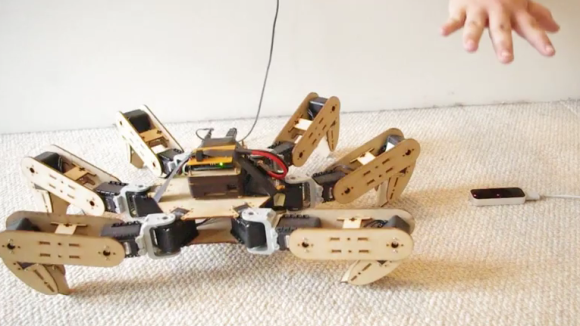 leap-motion-hexapod-hand-control