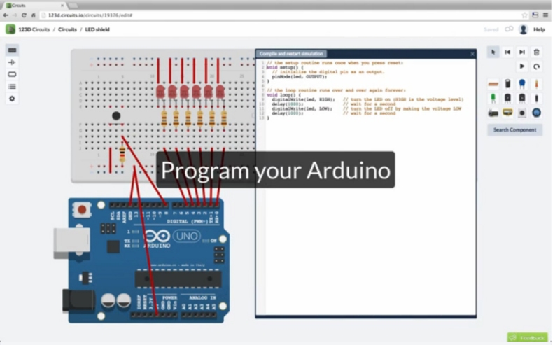 123D Circuits: Autodesk's Free Design Tool | Hackaday