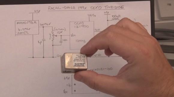 DIY High Stability Timebase OCXO