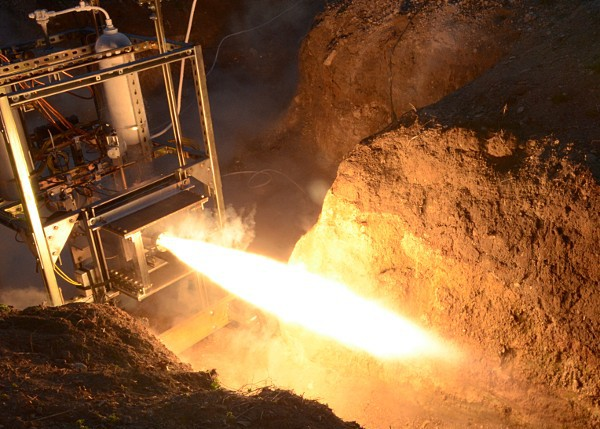 DIY 250 Lb Thrust Liquid Oxygen/Kerosene Rocket | Hackaday