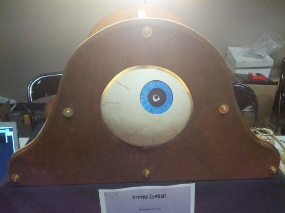 Creepy Eyeball