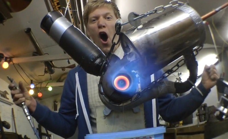 Please Don't) Build A Jet Engine From A Toilet Paper Holder | Hackaday