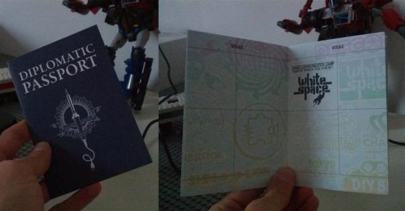 hackerspace passport (Custom)