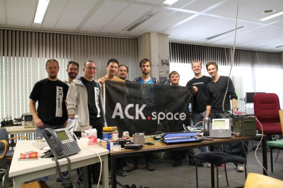 ACKspace group photo