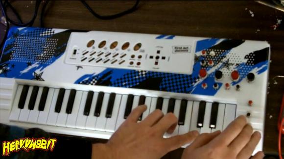 NES-keyboard