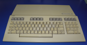 "Commodore C128 aka ""the barn door doorstop"""