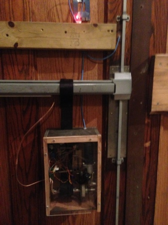 RFID Door orbot