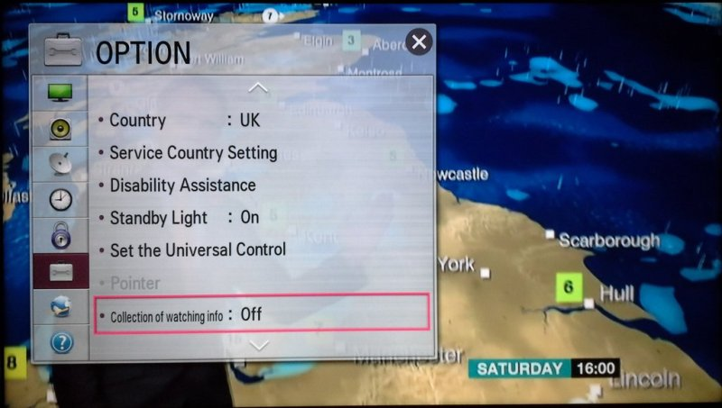 Sniffing Out LG Smart TV Tracking Protocol | Hackaday
