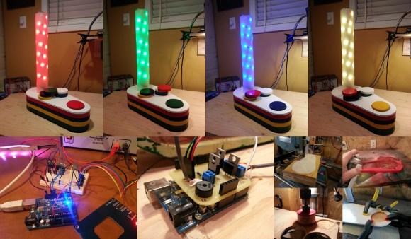 rfid-RGB-lamp