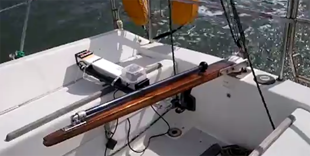 Sailing With An Autopilot | Hackaday