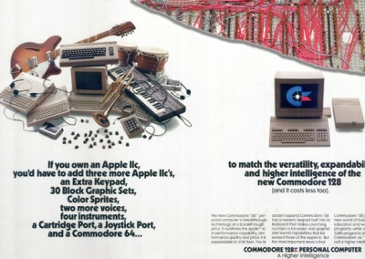 Before Apple there was Commodore