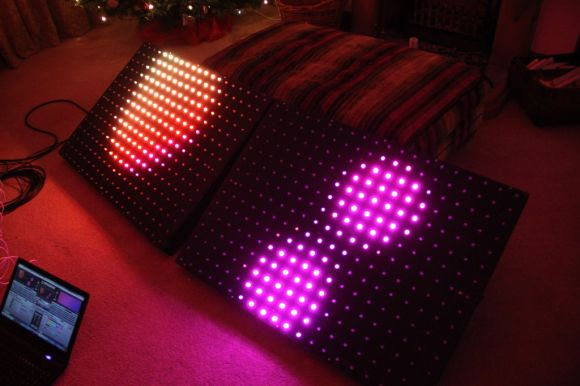 Color Led Matrix