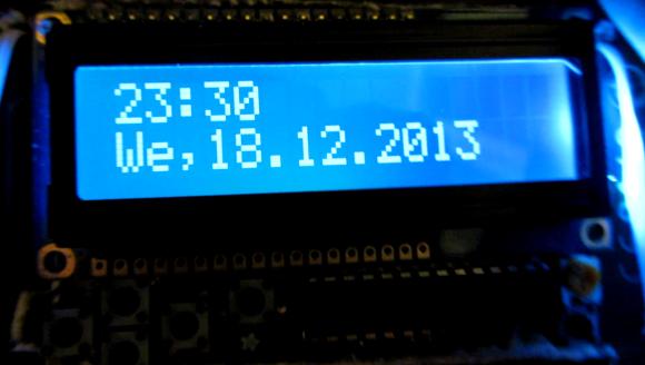 fubarino-ntp-clock