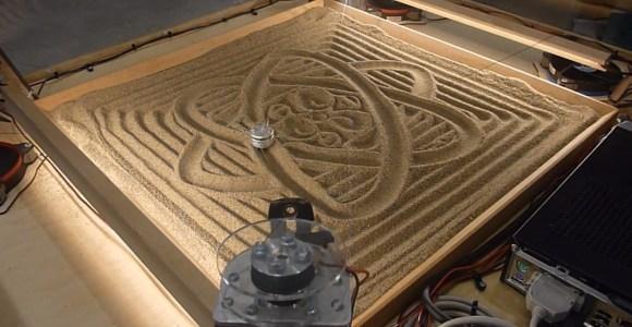 sandplotter