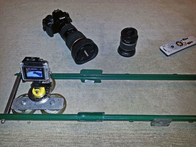Yet Another Diy Camera Slider Hackaday