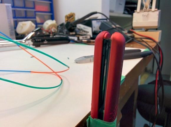 Filament splicer