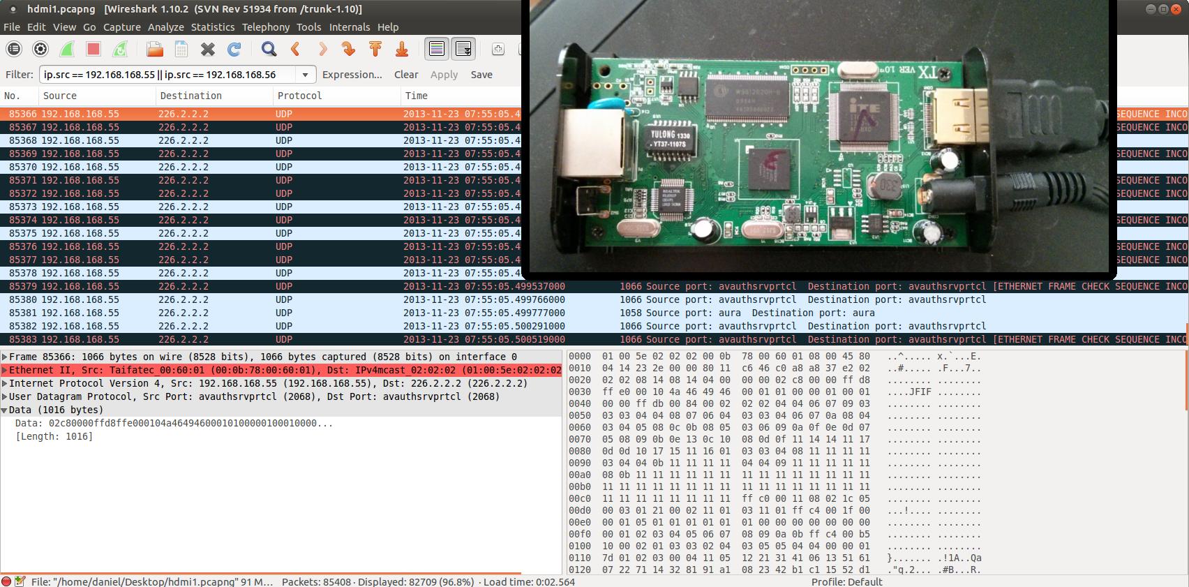 Reverse Engineering An HDMI Extender | Hackaday