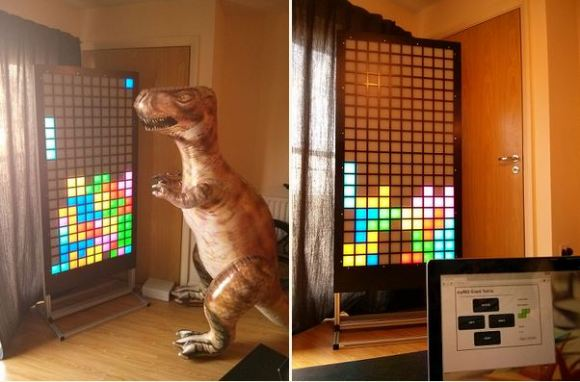 giant tetris
