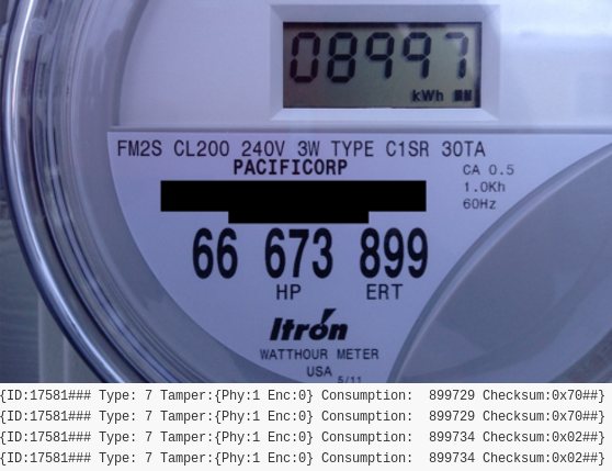 Using SDR To Read Your Smart Meter | Hackaday