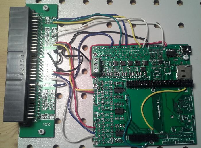 Frankenstein, The Open Source Engine Control Unit | Hackaday