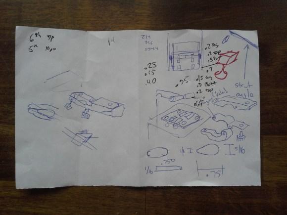 3DP-Sketch