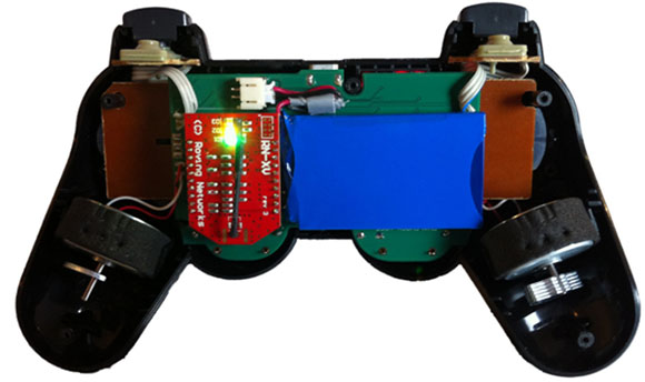 Remote Control Anything With A PS3 Controller