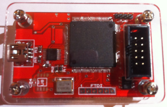 A FPGA Based Bus Pirate Clone   Hackaday