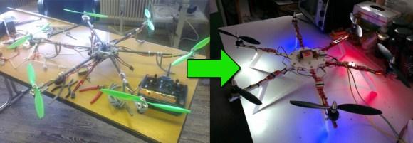 hexcopterRetrospective