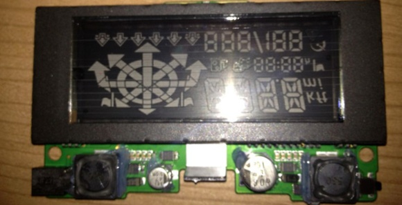 Controlling The Garmin HUD With Bluetooth | Hackaday