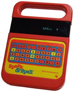 TI Speak and Spell