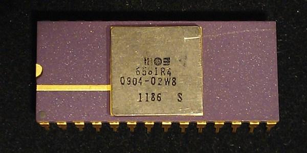 MOS SID Chip