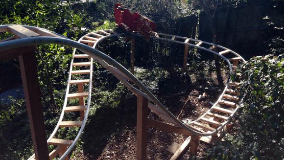 Coaster Dad Track Segment
