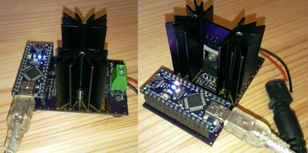 Arduino Electronic Load