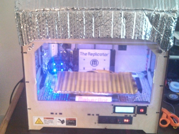 Replicator 1 PID Heated Enclosure