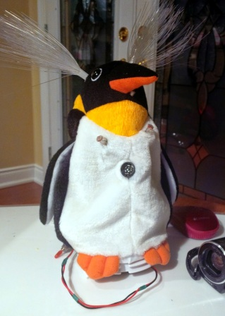 The Arduino Based Penguin Robot