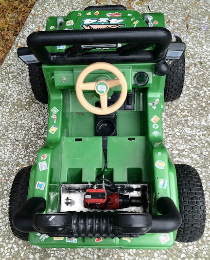 This Is Not Your Father's Power Wheel | Hackaday
