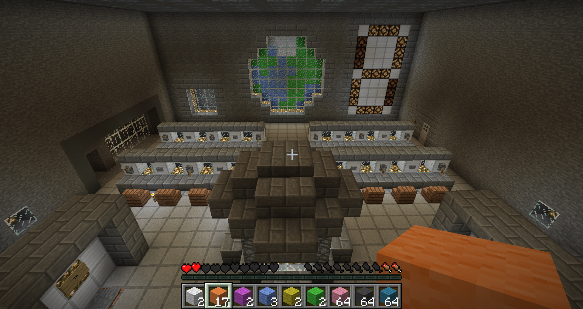 Hackaday Space: Final Transmission Minecraft Puzzles Explained