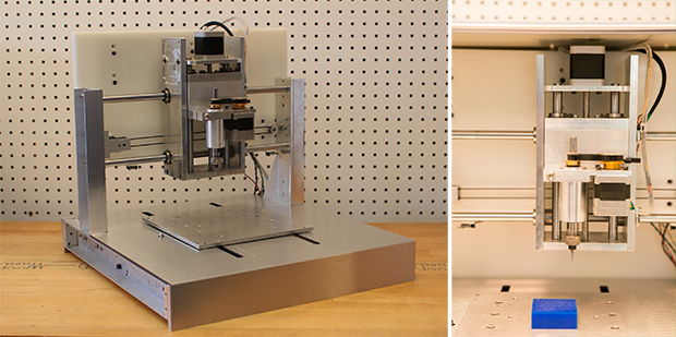 Finally, A Desktop CNC Machine With A Real Spindle