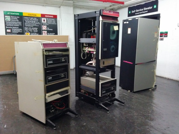 PDP-11/34 NYCR