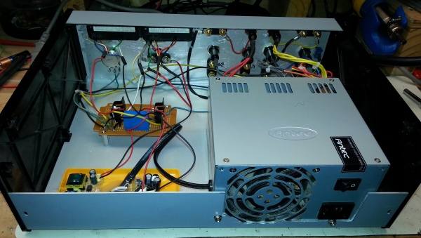Not Your Average Power Supply Hack