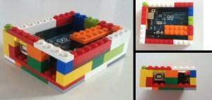 Lego  Arduino Case