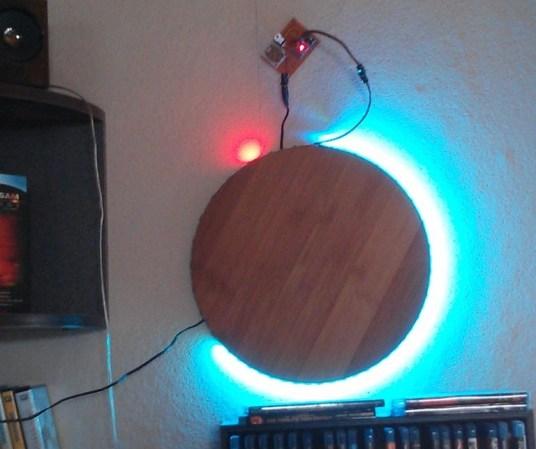 LED Arduino Clock