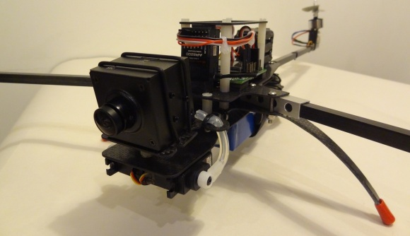 Super Simple Multi Rotor Gimbal