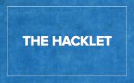 Thumbnail that say The Hacklet
