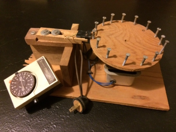 DIY Intervalometer