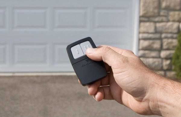 Arduino garage door opener