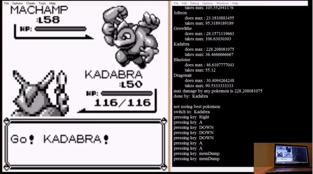 Pokemon Artificial Intelligence Is Smarter Than You | Hackaday