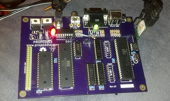 Propeddle, The Software Defined 6502 | Hackaday